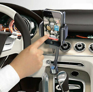 IPHONE 6 , 6PLUS CAR STAND/CHARGER WITH REMOTE CONTROL
