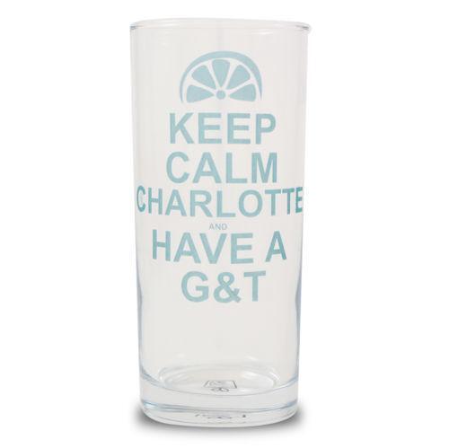 Gin Glasses Glassware Ebay