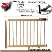 Treppenschutzgitter Holz