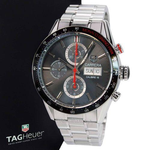 tag heuer carrera monaco ebay. Black Bedroom Furniture Sets. Home Design Ideas