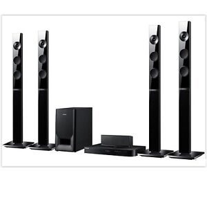 Home Cinema System Theater Samsung Dvd Blu Ray 5.1 Surround Sound Speakers Party