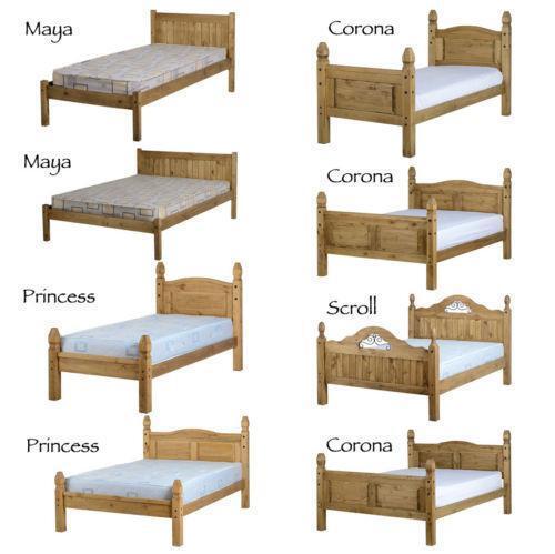 3 4 Bed Frame Ebay