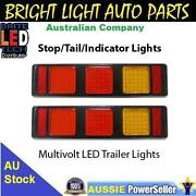 Truck Tail Lights