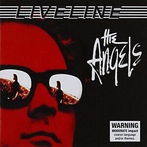 THE ANGELS Liveline 2CD BRAND NEW Live Definitive Digital Remaster Angel City
