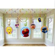 Sesame Street Decorations