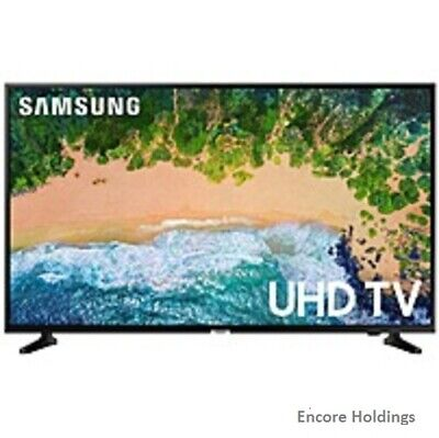 "Samsung UN50NU6900B 50"" 4K Ultra HD  Smart LED TV"