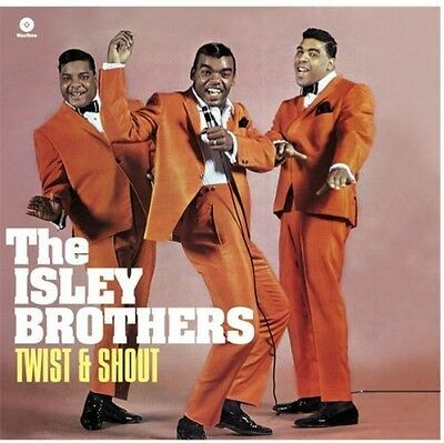 The Isley Brothers - Twist & Shout [New Vinyl] UK - Import