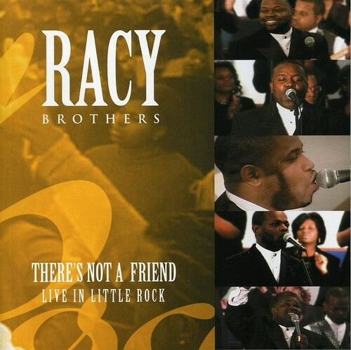 Racy Brothers, The R - There's Not a Friend: Live in Little Rock [New CD]