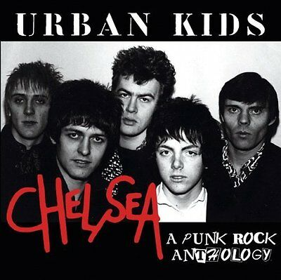 CHELSEA - Urban Kids: Punk Anthology - CD Billy Idol, Generation X RARE - Billy Idol Kids