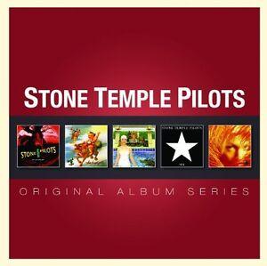 Stone Temple Pilots - Original Album Series: Core / No.4 / Purple NEW CD