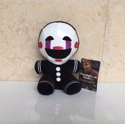 2018 Fnaf Five Nights At Freddys Nightmare Puppet Clown Marionet Plush Doll Toy