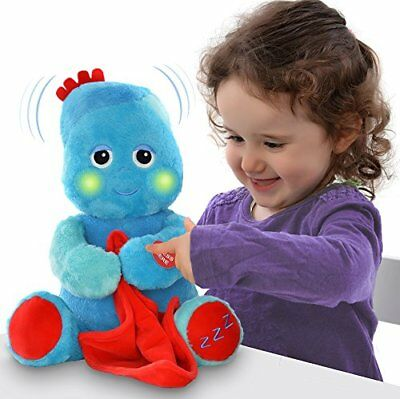 Night Garden Toy - In the Night Garden Iggle Piggle Sleepy Time Soft Toy