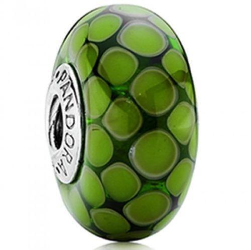 Pandora Green Charm Ebay