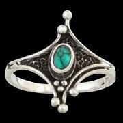 Ring mit Türkis
