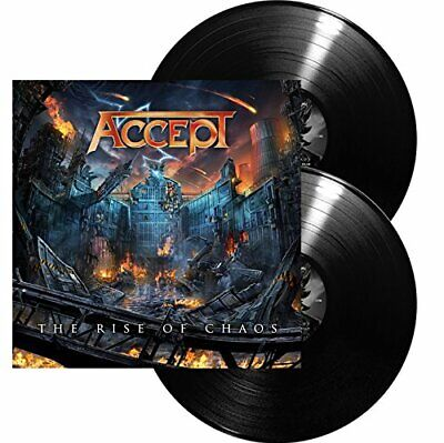 Accept - The Rise Of Chaos [VINYL]