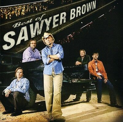 Sawyer Brown - Best of Sawyer Brown [New CD]