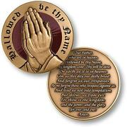 Lords Prayer Coin