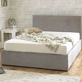 Stirling super king ottoman bed