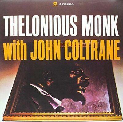 Monk- TheloniousWith John Coltrane (New Vinyl)