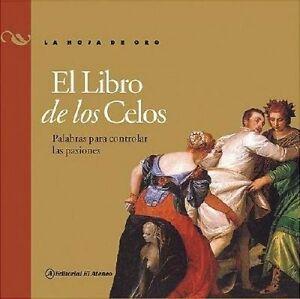 USED-GD-El-Libro-De-Los-Celos-The-Book-of-Jealousy-Palabras-Para-Comprender