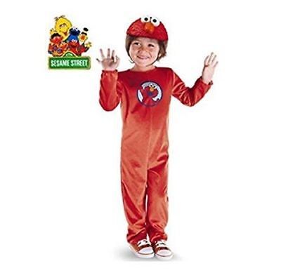 Elmo Classic Child Costume Size 4-6 Small](Elmo Costume Kids)