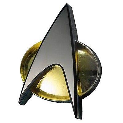 STAR TREK Next Generation Official Starfleet COMMUNICATOR Badge Pin PROP REPLICA