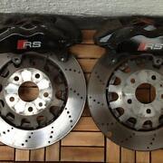 Audi Bremsanlage