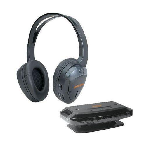 Sharper Image Bluetooth Wireless Earbuds: Sylvania Wireless Headphones
