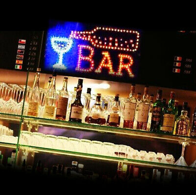 Animated Motion Led Business Bar Club Signonoff Switch Open Light Neon A