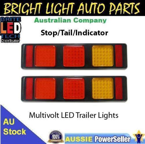 trailer lights trailer tail lights