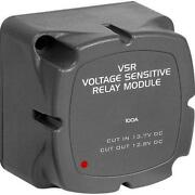 Voltage Sensitive Relay