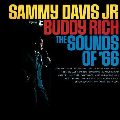 Sammy Davis Jr & Buddy Rich - The Sounds Of '66 NEW CD