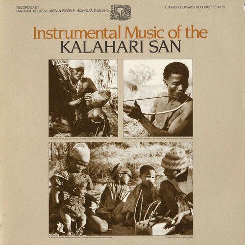 Various Artists - Kalahari San / Various [new Cd]