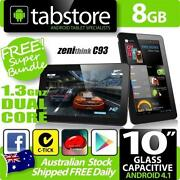 Android Tablet Dual Core