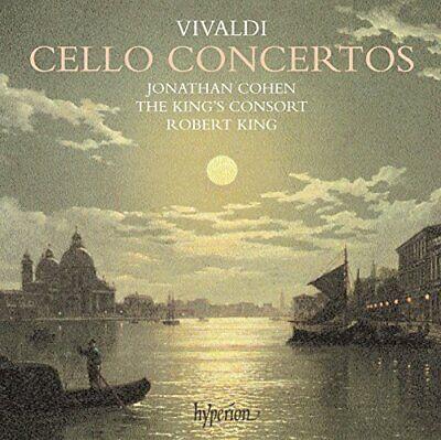 Jonathan Cohen - Vivaldi Cello Concertos [CD]