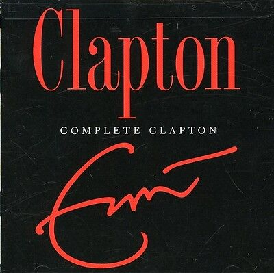 Eric Clapton   Complete Clapton  New Cd