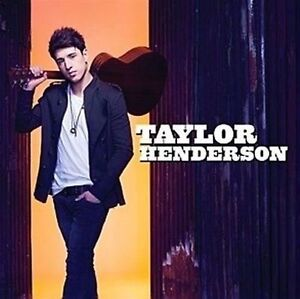 TAYLOR-HENDERSON-Taylor-Henderson-CD-BRAND-NEW-S-T-Self-Titled