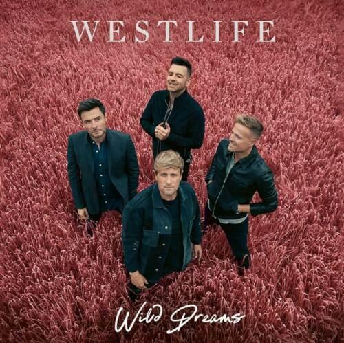 WESTLIFE - WILD DREAMS - New Deluxe CD - Released 26/11/2021
