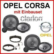 Opel Corsa B Boxen