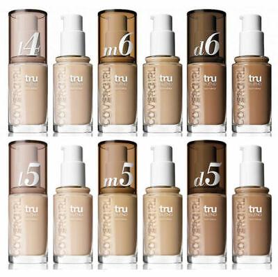 NEW!!! Covergirl Trublend Liquid Makeup Foundation