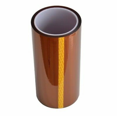 200mm X 100ft Kapton Higher Temperature Heat Resistant Polyimide Tape Bga Pcb