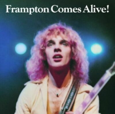 Frampton Comes Alive! [Remastered] by Peter Frampton (CD, Jul-1998, A&M) *NEW*