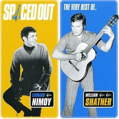 Spock and Kirk... spaced out