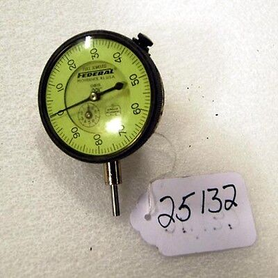 Federal Dial Indicator .001 In. Inv.25132