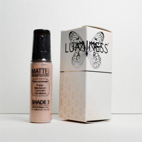 Luminess Air Medium Shades