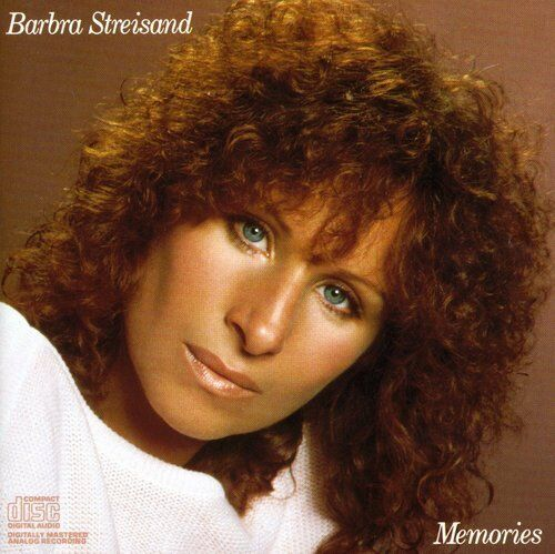 Barbra Streisand - Memories [New CD]