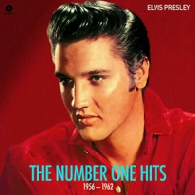 Presley- Elvis Number One Hits 1956 - 1962 (180g) (New Vinyl)