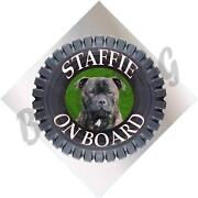 Beware of The Staffie