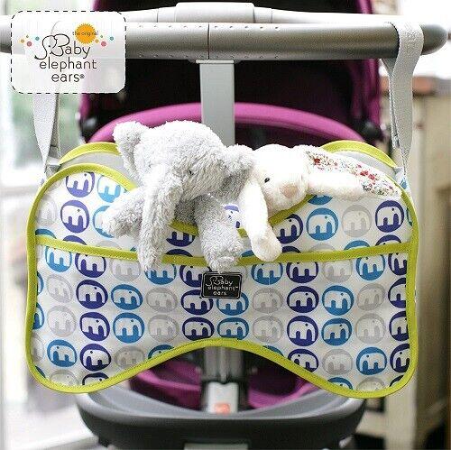 Original Baby Elephant Ears Stroller Organizer & Storage Bag-Attachment