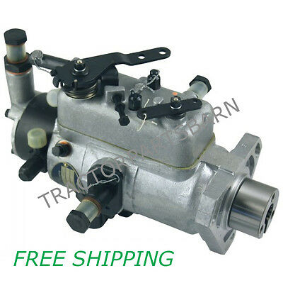 Ford Tractor New Fuel Injection Pump 3000 3100 3300 3400 D0nn9a543j 3233f380